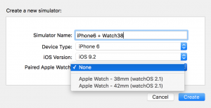 Apple Watch development overview - Think & Build - Screen Shot 2016 02 04 at 08 - Apple Watch development overview – Think & Build
