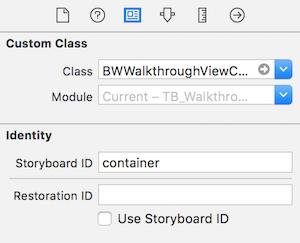 Creating custom walkthroughs for your apps