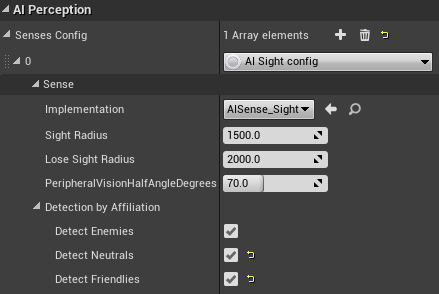 UE4 AI Perception System – with just a little bit of C++ – Think And